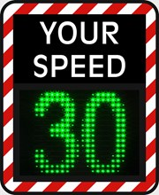 Speed Display GR33S / C 1232001