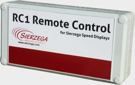 Sierzega Remote Control RC1
