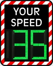 Sierzega Speed Display GR42C