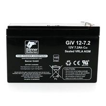Banner Battery 12V 7.2Ah 5000036