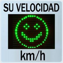 Radar Pedagógico GR33L / CL con Smiley 1231541