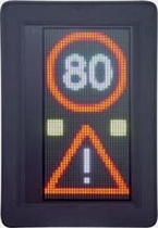 Sierzega Full Matrix Variable Message Display GR4590