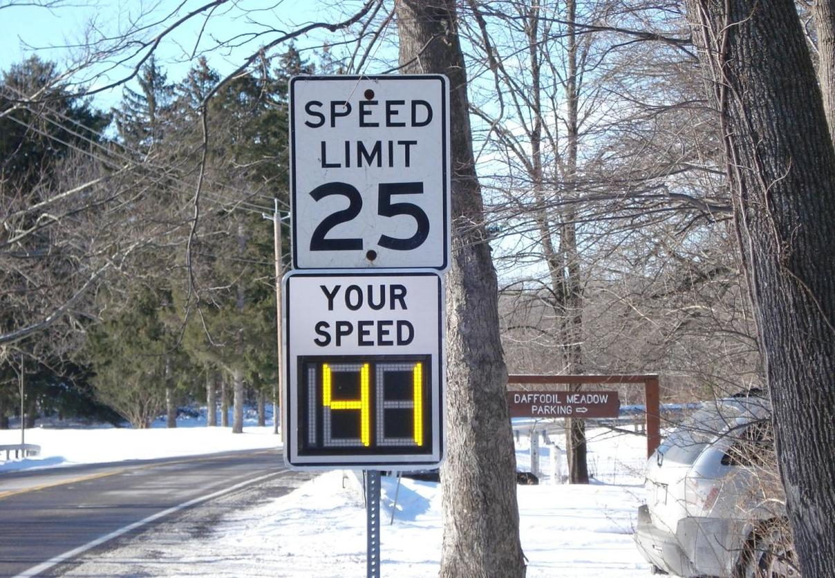 Sierzega Speed Display in the USA