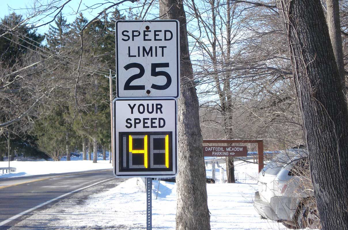 Sierzega GR32C Your Speed Sign In Ohio